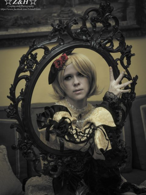 Kagamine Rin - Daughter of Evil