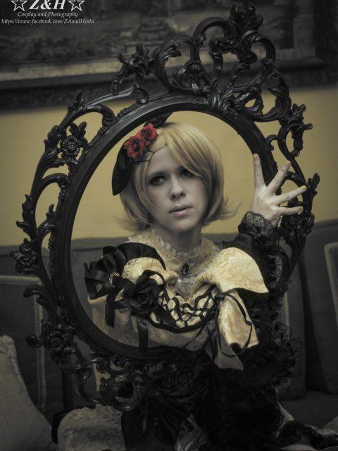 Kagamine Rin - Daughter of Evil