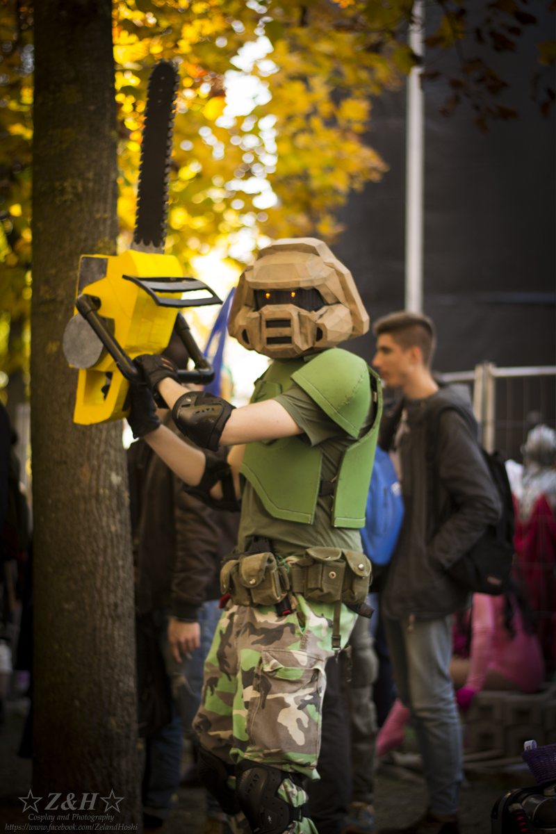 Lucca Comcis&Games 2015