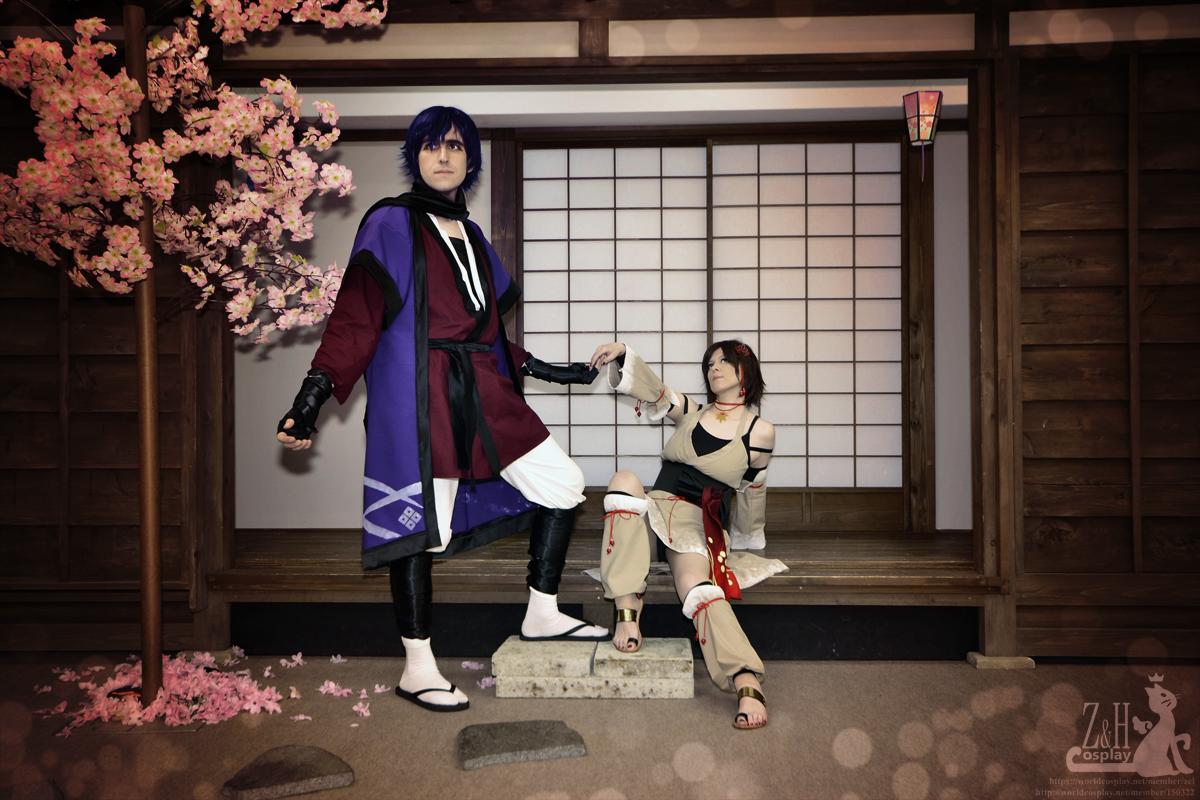 MEIKO & KAITO - Wintry Winds