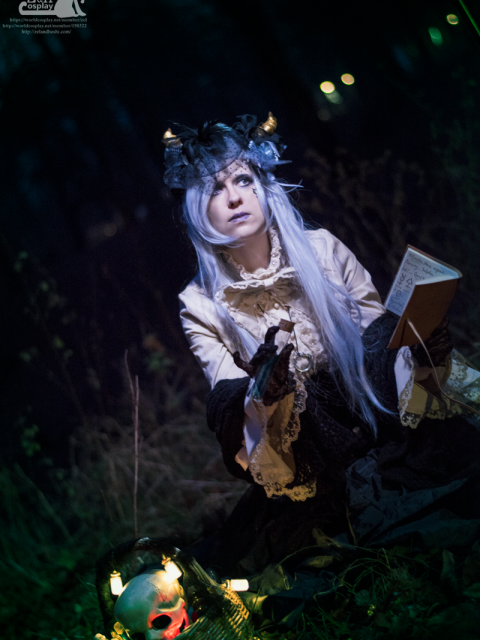 Demon Alchemist (Original Character)