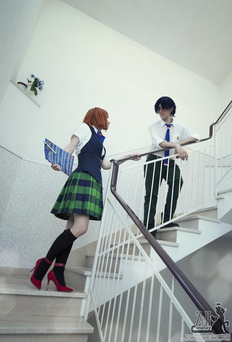 Haruka Nanami & Tokiya Ichinose