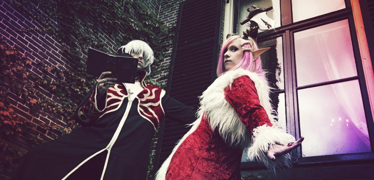 Rogue & Priest